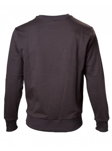 Sweatshirt de Bulbasaur natalícia para adulto
