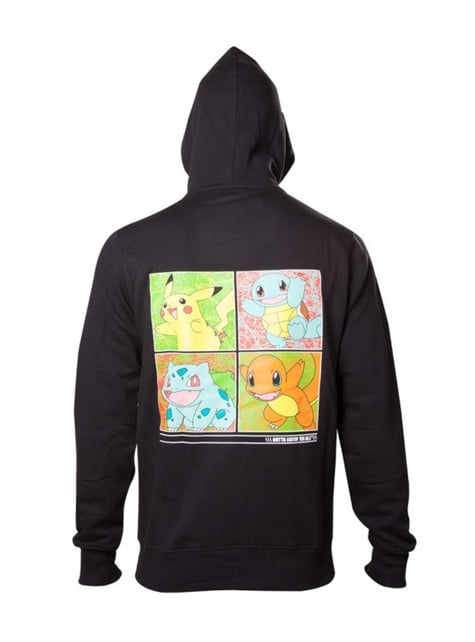 Pokémon sweatshirt for adults