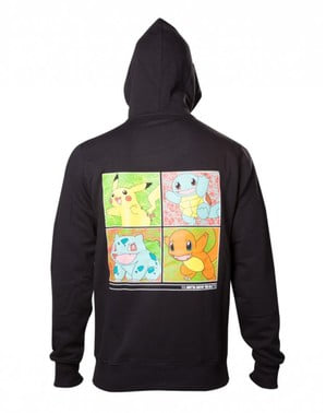 Pokémon hoodie til voksne