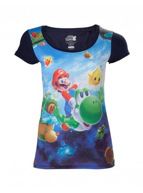 Super Mario Bros pyjama for women
