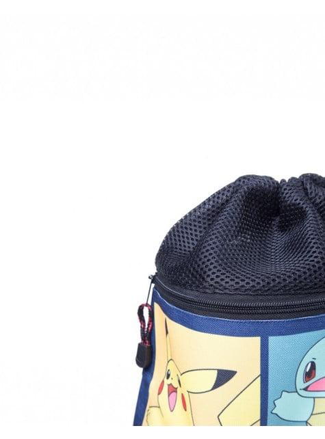 Mochila saco de Pokémon