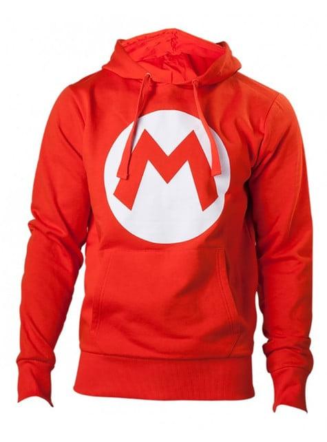 Sudadera de Mario Bros para adulto