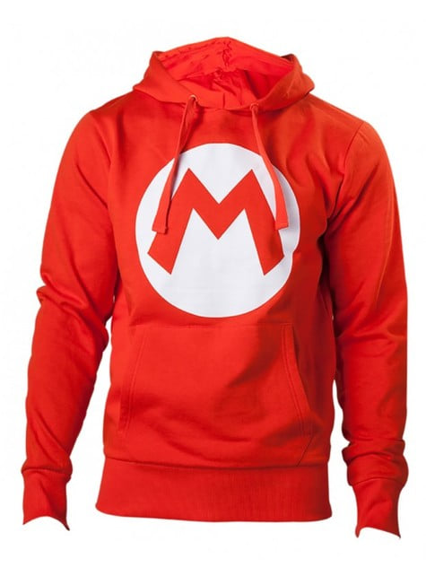 Super Mario Bros sweatshirt for adults