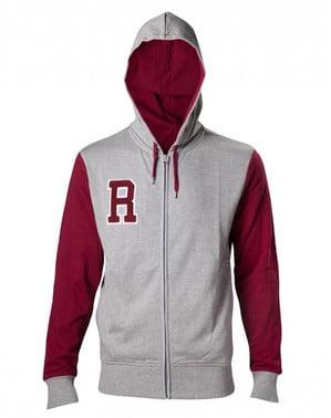 Team Rocket hoodie til voksne