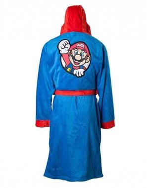 Jubah mandi Super Mario Bros untuk orang dewasa