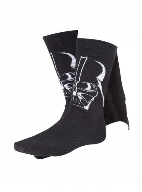 Calcetines de Darth Vader con capa para hombre