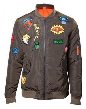 Marvel Superheroes kabát férfi
