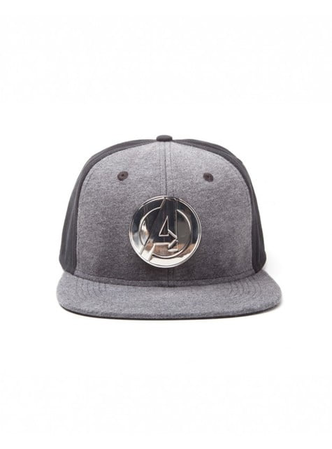 Gorra de Los Vengadores gris - comprar
