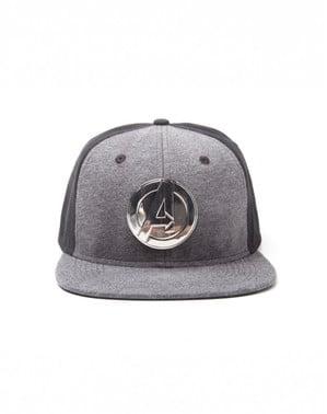 Cappellino di The Avengers grigio