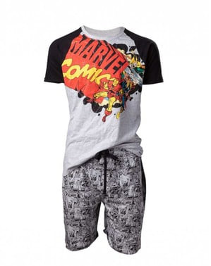 Marvel Komik pajama untuk lelaki