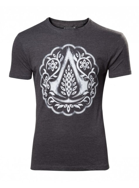 Grey Assassin's Creed Movie t-shirt