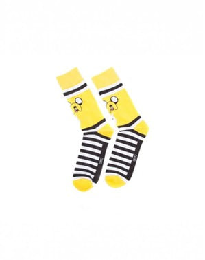Jake Adventure Time socks for adults