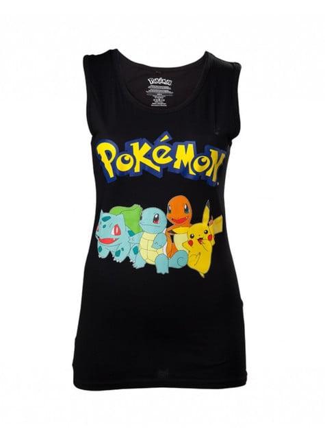 Pokémon t-shirt for women
