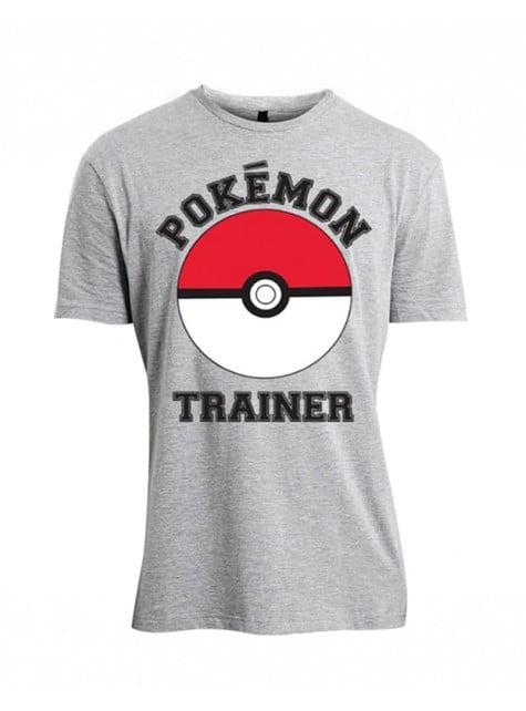Camiseta de entrenador Pokémon