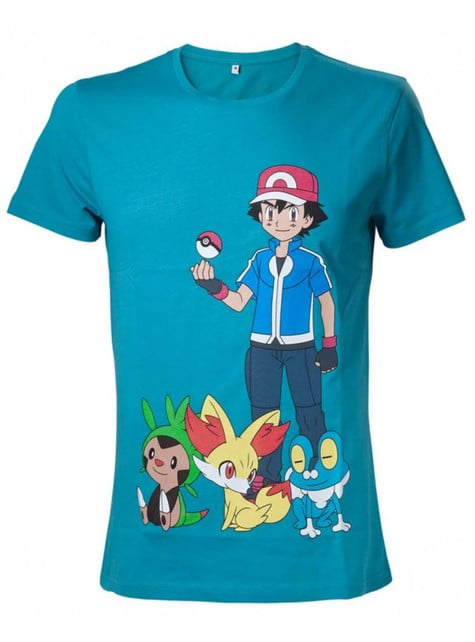 Camiseta de Pokemon