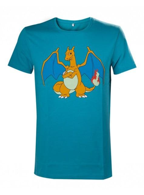 Blue Charizard t-shirt