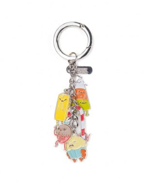 Candy People Adventure Time keyring