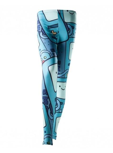 Leggins BMO Adventure Time für Frauen