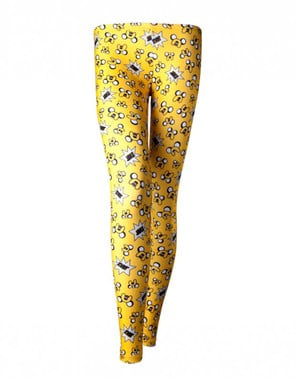 Jake Adventure Time leggings for women