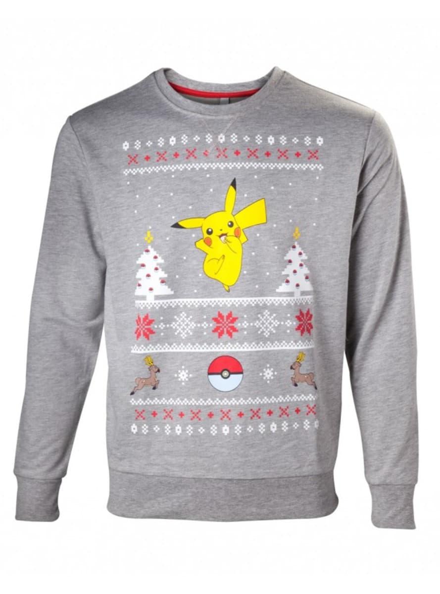 Frozen Kersttrui.Pikachu Kerst Trui Voor Volwassenen Funidelia