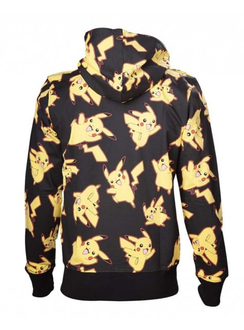 Sudadera de Pikachu para adulto - original