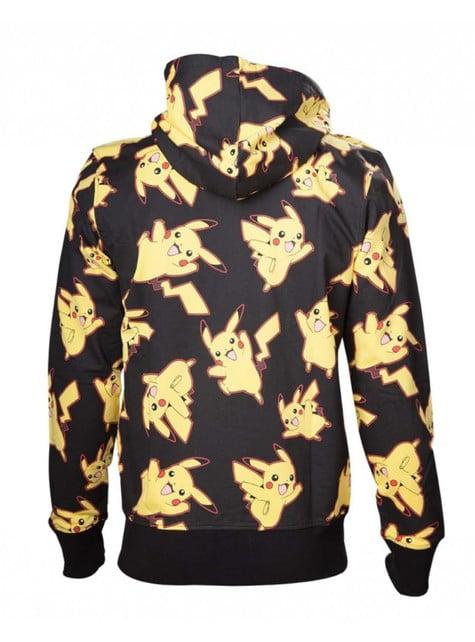 Sweat Pikachu pour adulte