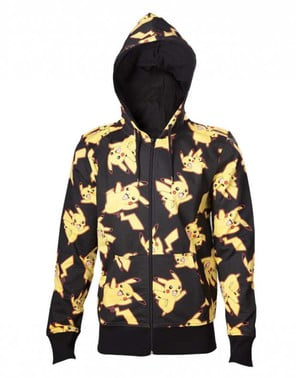 Sweat Pikachu pour adulte