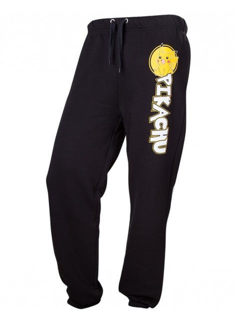 Pikachu trousers for adults