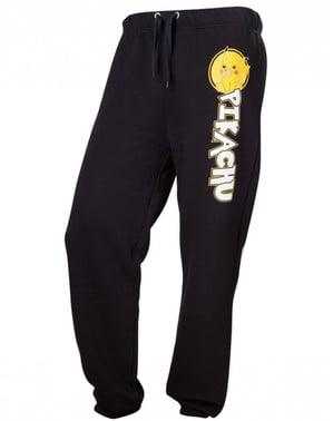 Pantaloni di Pikacho per adulto
