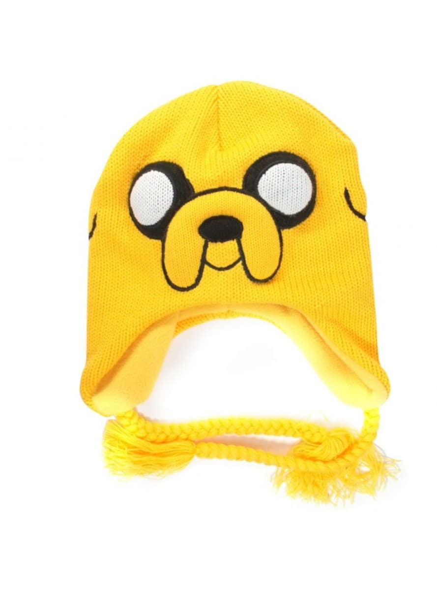 jake adventure time hat with tassels funidelia