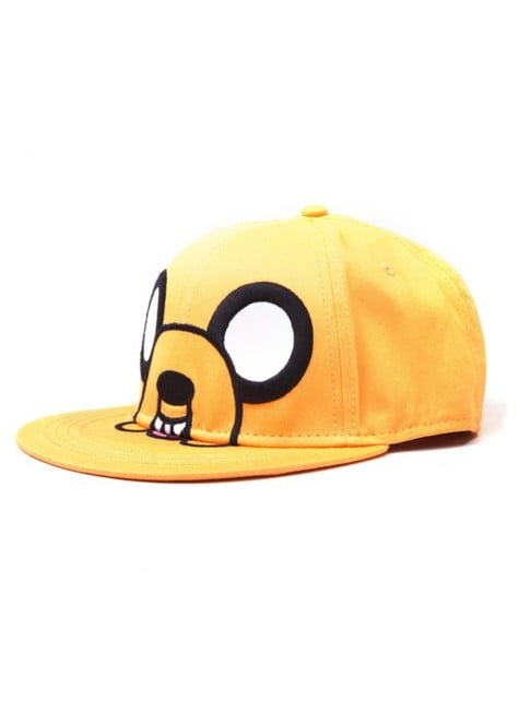 Gorra de Jake Hora de Aventuras amarilla