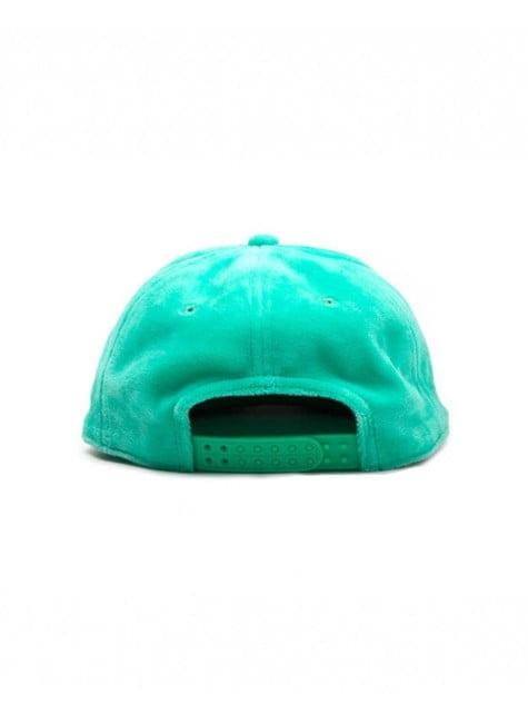 Gorra de BMO Hora de Aventuras azul