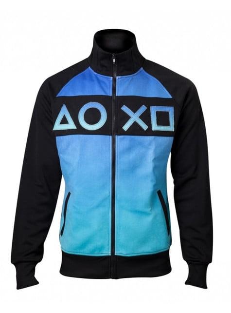 Blauw PlayStation jasje voor mannen
