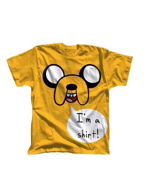 Camiseta de Jake Hora de Aventuras