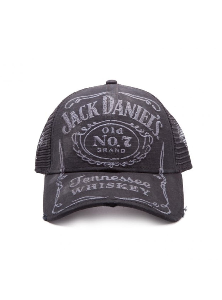 Boné de Jack Daniel s preto  oficiais  para fãs  c9304377897