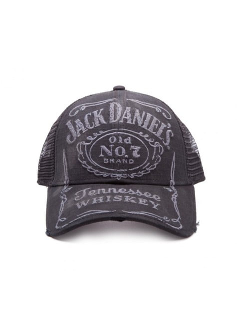 Gorra de Jack Daniel's negra