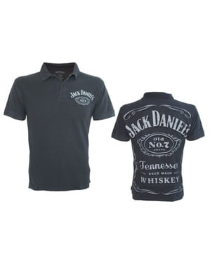 Jack Daniel's polo shirt