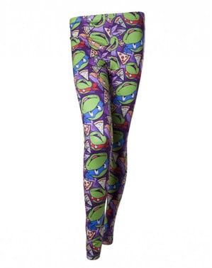 Teenage Mutant Ninja Turtles leggings til kvinder