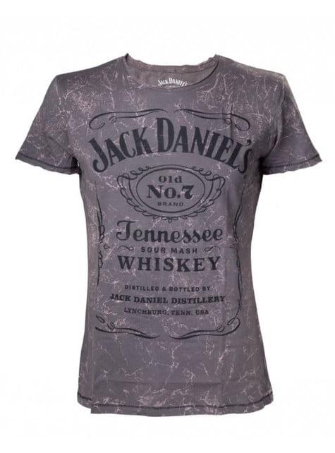 Jack Daniel's acid wash t-shirt