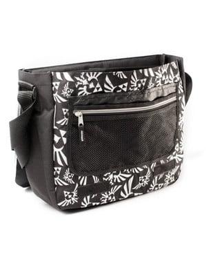 Черна чанта на рамото на Zelda