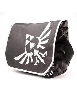 Чорна сумка для плеча Zelda