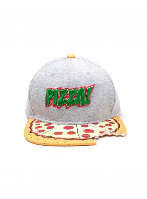 Čepice Želvy Ninja pizza