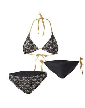 Kit bikini de Hyrule Zelda para mulher