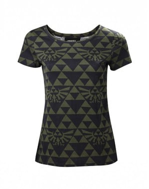 Hyrule Zelda t-shirt for women