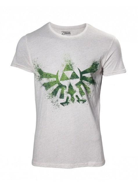 Weißes T-Shirt Zelda