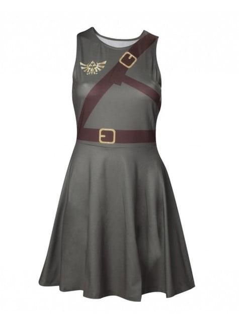 Vestido de Link para mujer
