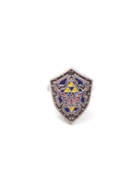 Anel de escudo Link para adulto