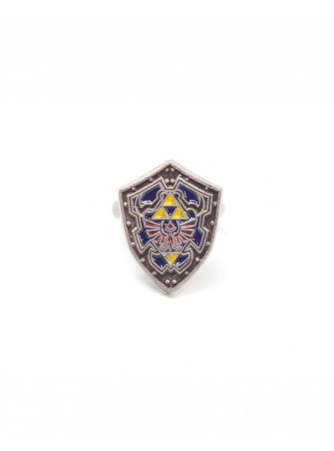 Link Shield ring for adults
