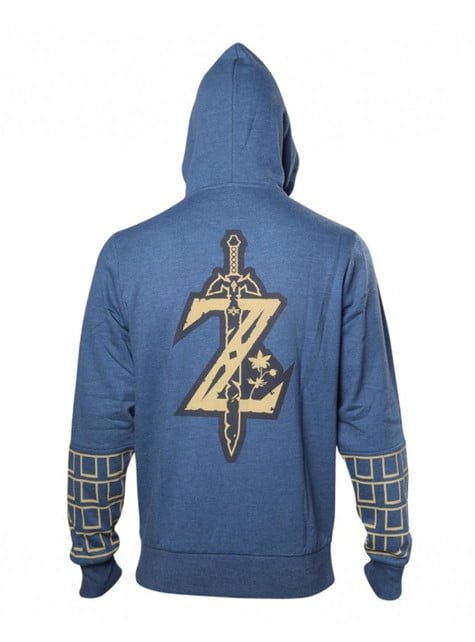 Zelda Breath Of The Wild sweatshirt for men
