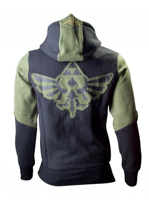 Sweatshirt de Hyrule Zelda para homem